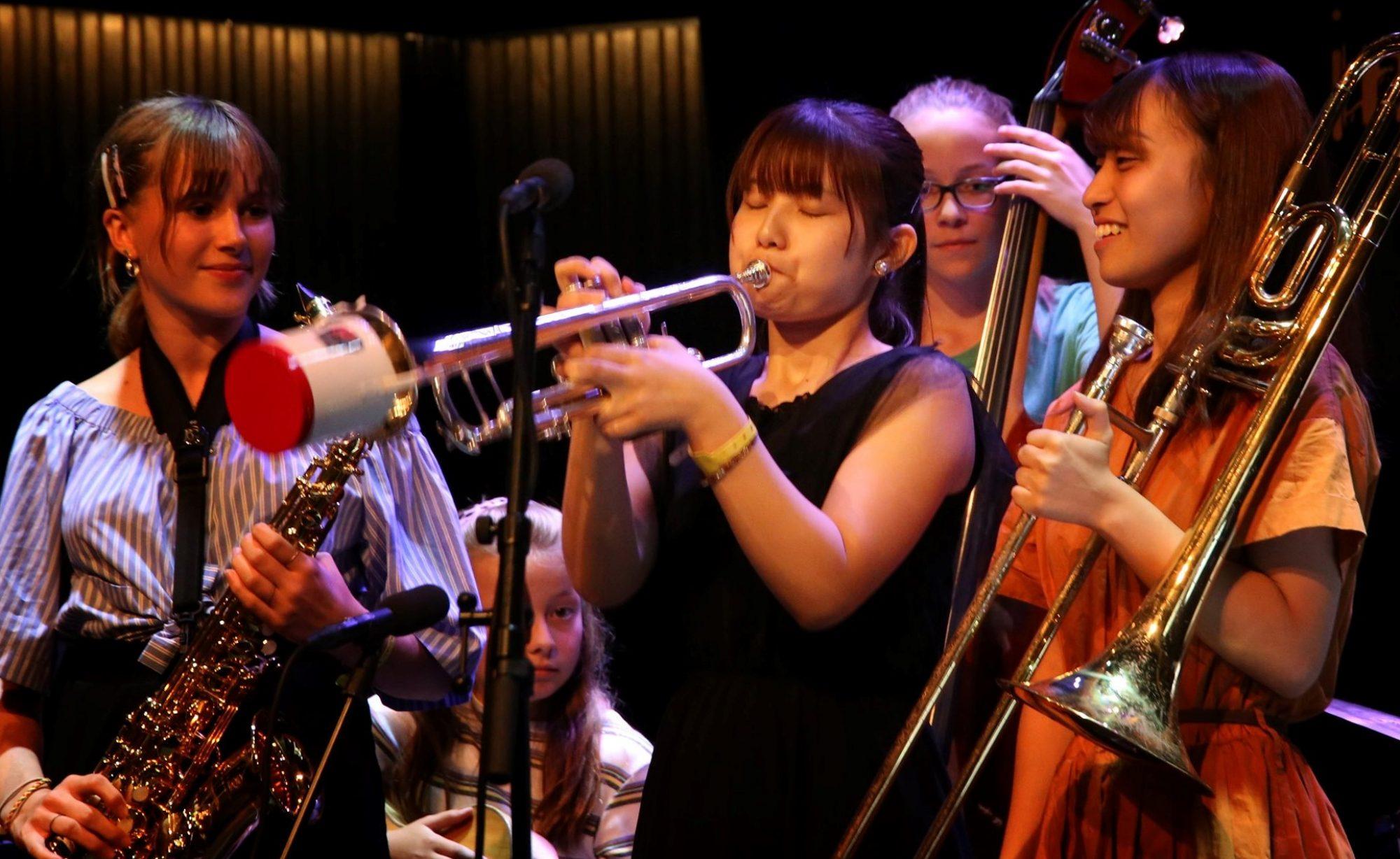Kids in Jazz